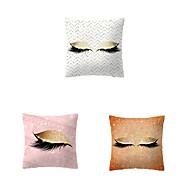 cheap -1 pcs Polyester Pillow Cover, Print Modern Contemporary