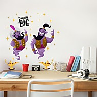 cheap -Decorative Wall Stickers - Plane Wall Stickers Abstract Bedroom / Study Room / Office