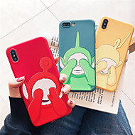 taske til Apple iPhone xr / iphone xs max mønster / frosted bagcover tegneserie soft tpu til iPhone x / xs / 6/6 plus / 6s / 6s plus / 7/7 plus / 8/8 plus