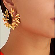 Χαμηλού Κόστους -Γυναικεία Κουμπωτά Σκουλαρίκια Σκουλαρίκι Σκουλαρίκια Κοσμήματα Χρυσό / Ασημί Για Καθημερινά 1 Pair