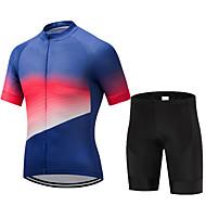 abordables -Vêtements de moto Manches courtes / Pantalons / Ensemble de pantalons de veste pour Unisexe Polyester Automne / Printemps / Eté Protection / Respirable / Séchage rapide