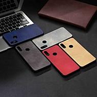 זול -מגן עבור Xiaomi Redmi Note 7 / Xiaomi Redmi 6 Pro עמיד בזעזועים כיסוי אחורי אחיד רך TPU ל Xiaomi Redmi 6 Pro / Xiaomi Redmi Note 7 / Redmi 6A
