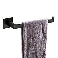 cheap -Towel Bar New Design / Self-adhesive / Creative Contemporary / Antique Stainless Steel + A Grade ABS / Stainless steel / Metal 1pc - Bathroom towel ring Wall Mounted