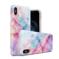 Case For Apple iPhone XR / iPhone XS Max IMD / Pattern Back Cover Marble Soft TPU for iPhone XS / iPhone XR / iPhone XS Max