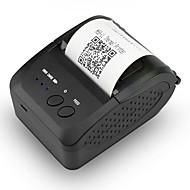 billige -jepod jp-5809lya mini trådløs håndholdt bærbar 58mm mobil bluetooth kvittering termisk printer