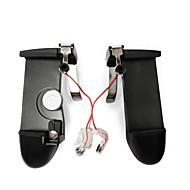 billige -3 i 1 ildknap mål nøgle smartphone trigger r1 l1 skydespil til pubg spil