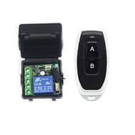 זול -החלפה חכמה AK-RK01SY+AK-J027 ל יומי / מכונית נשלט מרחוק / רב שימושי / קל להתקנה מרוחק אלחוטי 12 V