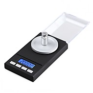 cheap -0.005g-100g Digital Precision Electronic Scale Laboratory Medical Balance LCD Display Portable Jewelry Scales Gram Weight Scale