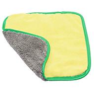 billige -bilvask mikrofiber håndklæde bil rengøring tørretæppe bil pleje klud vaske håndklæde