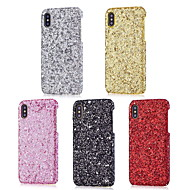 economico -Custodia Per Apple iPhone XS Max / iPhone 6 Glitterato Per retro Glitterato Morbido TPU per iPhone XS / iPhone XR / iPhone XS Max