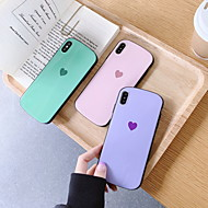 cheap -Case For Apple iPhone XS Max / iPhone 6 Pattern Back Cover Heart Soft Silicone for iPhone XS / iPhone XR / iPhone XS Max