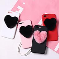 povoljno -CISIC Θήκη Za Apple iPhone XS / iPhone XS Max Otporno na trešnju / Protiv prašine / Vodootpornost Stražnja maska Srce Mekano TPU za iPhone XS / iPhone XR / iPhone XS Max