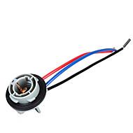 olcso -2db izzó aljzatok adapter elővezetékes csatlakozó kábelcsatlakozó adapterkábel