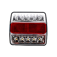 cheap -1pcs Motorcycle Light Bulbs LED Brake Lights For Motorcycles