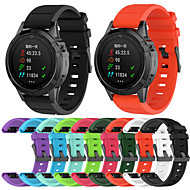 tanie -pasek na nadgarstek sportowy pasek na rękę do zegarków garmin fenix 5 / fenix 5 plus / inteligentny zegarek na rękę 935 / s60 z narzędziem
