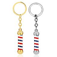 رخيصةأون -علم العلم الأمريكي سلسلة المفاتيح ذهبي فضي زجاج سبيكة أوروبي من أجل هدية مهرجان