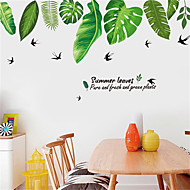 cheap -Decorative Wall Stickers - Plane Wall Stickers Animals / Scenic Bedroom / Indoor