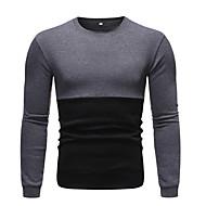povoljno -Muškarci Osnovni Sportska majica Color block