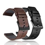 povoljno -Pogledajte Band za Gear S3 Frontier / Gear S2 Samsung Galaxy Klasična kopča / DIY Alati Prava koža Traka za ruku