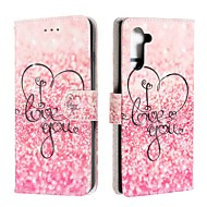 povoljno -Θήκη Za Samsung Galaxy Note 9 / Galaxy Note 10 / Galaxy Note 10 Plus Novčanik / Utor za kartice / Otporno na trešnju Korice Srce PU koža