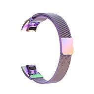 cheap -Watch Band for Honor Band 3 / Huawei Band 3 Pro Huawei Milanese Loop Stainless Steel Wrist Strap