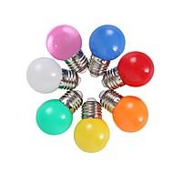 ieftine -colorat e27 2w economisire a energiei 6 becuri led lampă glob DIY 6 culoare luminoasă