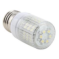 3W E14 G9 E26/E27 LED Corn Lights T 48 SMD 3528 200-250lm Warm White Natural White 5500K AC 220-240V