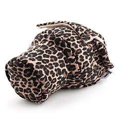 xcase beschermende tas voor SLR camera's (luipaard patroon)