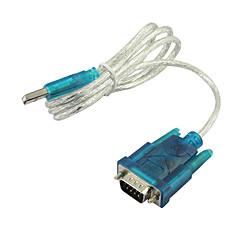 お買い得  ケーブル、アダプター-USB 2.0〜rs232シリアル9ピンdb9ケーブルアダプタpda& GPS 0.8m