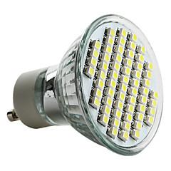 preiswerte LED-Birnen-6000lm GU10 LED Spot Lampen MR16 60 LED-Perlen SMD 3528 Natürliches Weiß 220-240V