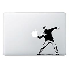 """lanzamiento de bala lanzador de Apple Mac calcomanía etiqueta de la cubierta de piel de 11 """"13"""" 15 """"MacBook Air Pro"""