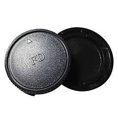FD Camera Body & Rear Lens Cap for Canon A1 AE-1 Program AV-1 AL-1 F1 T50 T70