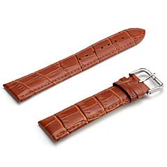 お買い得  腕時計ベルト-腕時計バンド レザー 腕時計用アクセサリー 0.014 高品質
