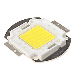 billige Højkapacitets-LED-DIY 70W 6000-7000LM 6000-6500K Natural White Light Integreret LED-modul (33-35V)