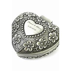 abordables Embalajes y expositores para joyería-Mujer Cajas de Joyería Aleación de estaño Clásico Vintage Moda Boda Aniversario Diario