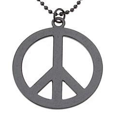 Недорогие Ожерелья-Символ мира ожерелье