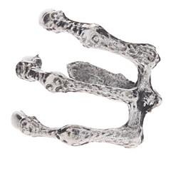z&x® afiladas garras anillo de la forma de garra búho estilo punky
