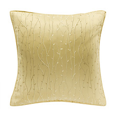 Elegant Floral Decorative Pillow Cover