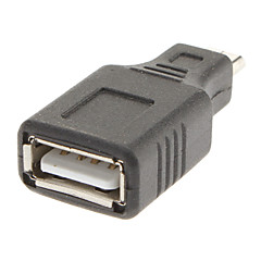 USB / オス / メスのアダプターへのマイクロUSB