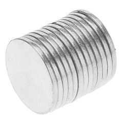 Magnet Toys 50Pcs 8x1mm Magnet Toys / Super Strong Rare-Earth Magnets / Neodymium Magnet Executive Toys Puzzle Cube DIY ToysMagnetic
