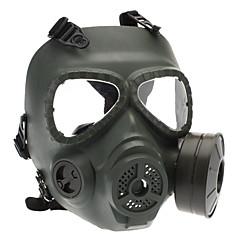 Craniu Stil masca de gaze pentru jocuri în aer liber War - Armata verde