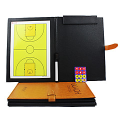 Magnetisk Folding Basketball Coaching Board (2Pens + Board Eraser + Magneter)
