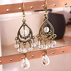 drop øreringe victorian vintage drop smykker klassisk feminin stil
