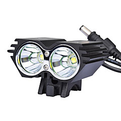 abordables Oferta del día-Luces para bicicleta / Luz Frontal para Bicicleta LED Luces para bicicleta LED Ciclismo 18650.0 Ciclismo / IPX-4