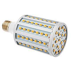 preiswerte LED-Birnen-20W E26/E27 LED Mais-Birnen T 102 Leds SMD 5050 Warmes Weiß 600-630lm 3000K AC 220-240V