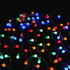 32-LED 6M Διακοπές Χριστουγέννων διακόσμηση RGB LED Light String Light (DC12V)