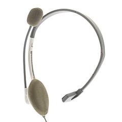 Para Xbox 360 Xbox 360 Wireless Controller Auricular con micrófono (blanco)
