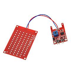 olcso Szenzorok-hó esőcseppek nedvesség esővel időjárás érzékeli érzékelő modul (az Arduino)