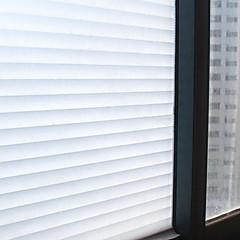 abordables Tratamientos Para Ventanas-Ventana de película y pegatinas Decoración Clásico Rayas PVC / Vinilo Película para Ventana / Dormitorio / Salón