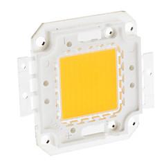 DIY 100W 7900-8000LM 3000mA 3000-3500K varmt hvidt lys integreret LED-modul (32-36V)